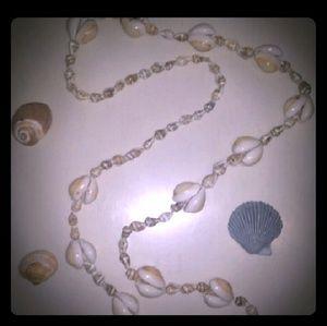 Jewelry - Long Seashell Necklace